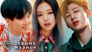 SUGA, BLACKPINK, iKON - SEESAW / PLAYING WITH FIRE / LOVE SCENARIO (MASHUP)