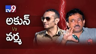 Drugs Case : RGV vs Akun Sabharwal
