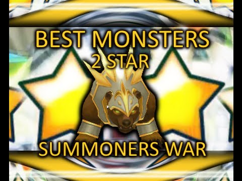 Star Wars 2 Monsters Best Natural 2 Star Monsters