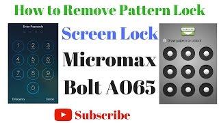 Micromax A065 Hard Reset हार्ड रिसेट वॉल्यूम की के बिना कैसे होता है ? on Miracle box