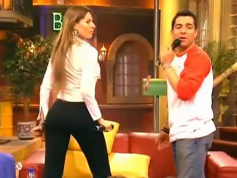 tight spanish booty