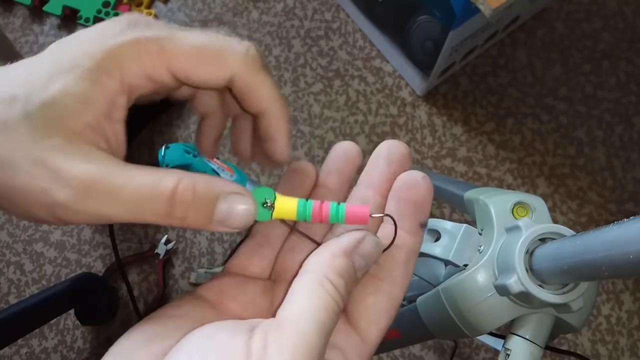 Изготовление мандул видео