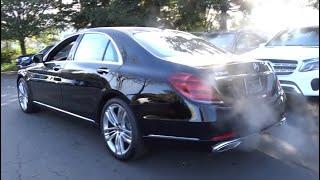 2019 Mercedes-Benz S-Class Pleasanton, Walnut Creek, Fremont, San Jose, Livermore, CA 19-1312
