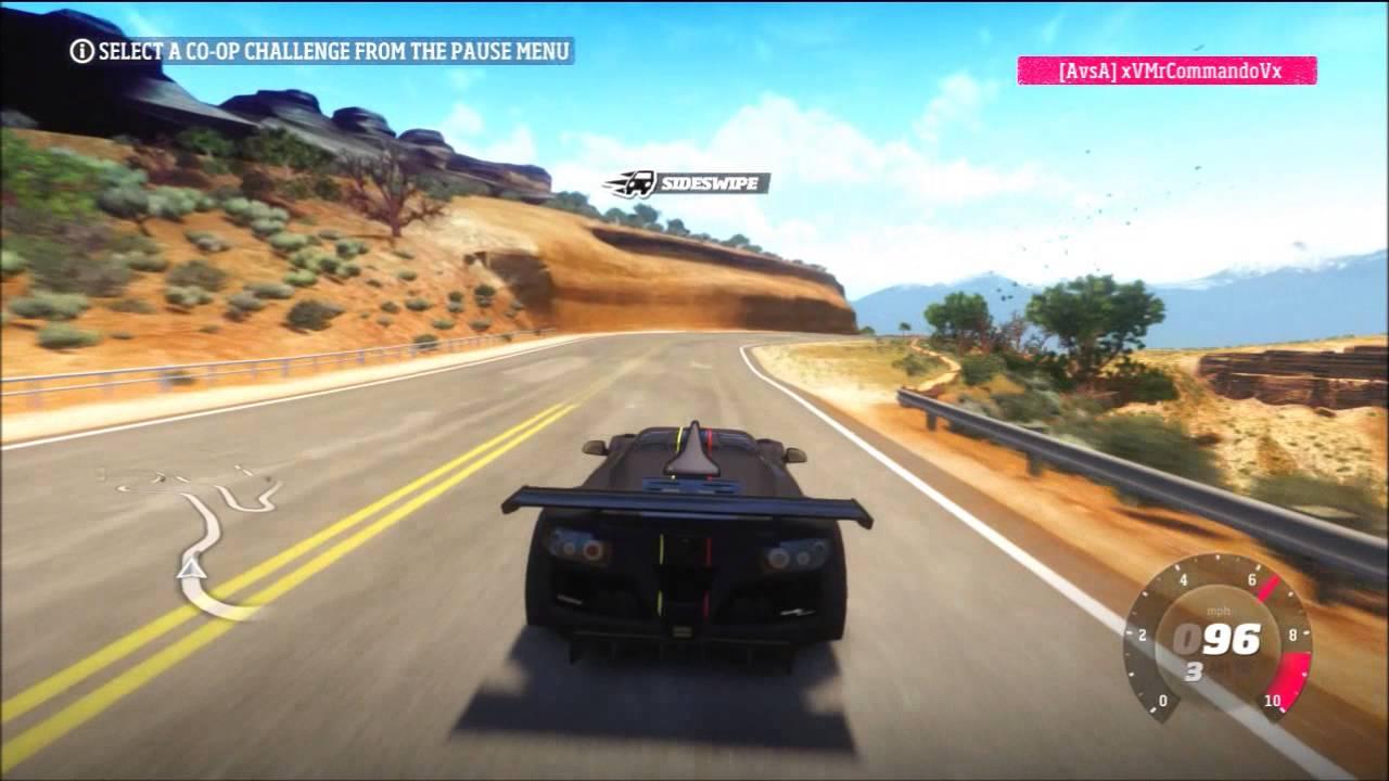 Forza Horizon: Garage Show Off - 2012 Gumpert Apollo ...