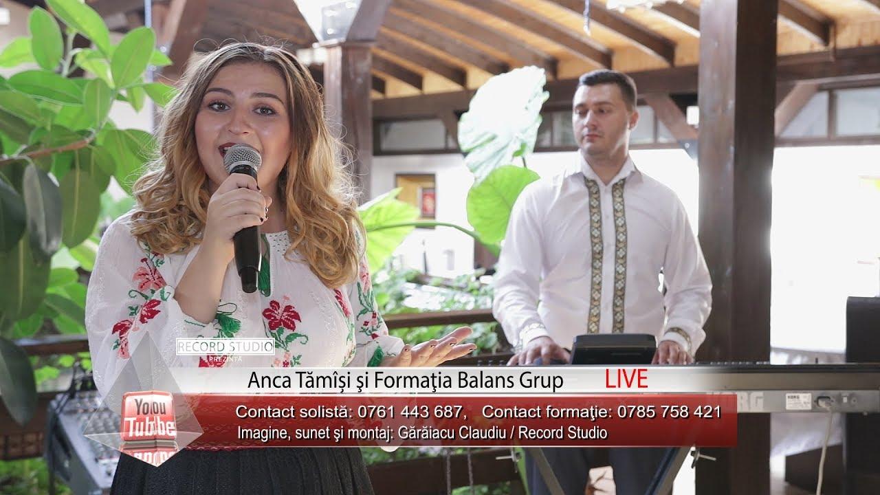 Anca Tamisi si Formatia Balans Grup - Colaj Brauri (Restaurant Elena Apa Neagra Gorj)