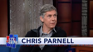 Chris Parnell's Voice Has Always Been In High Demand