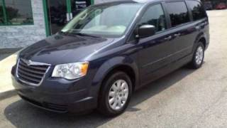 2008 Chrysler Town and Country Limited, Start Up, Engine, and In Depth Tour