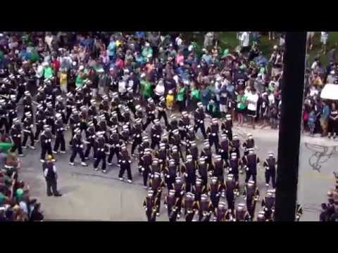 Here Come The Irish!!!! (rice 2014) video