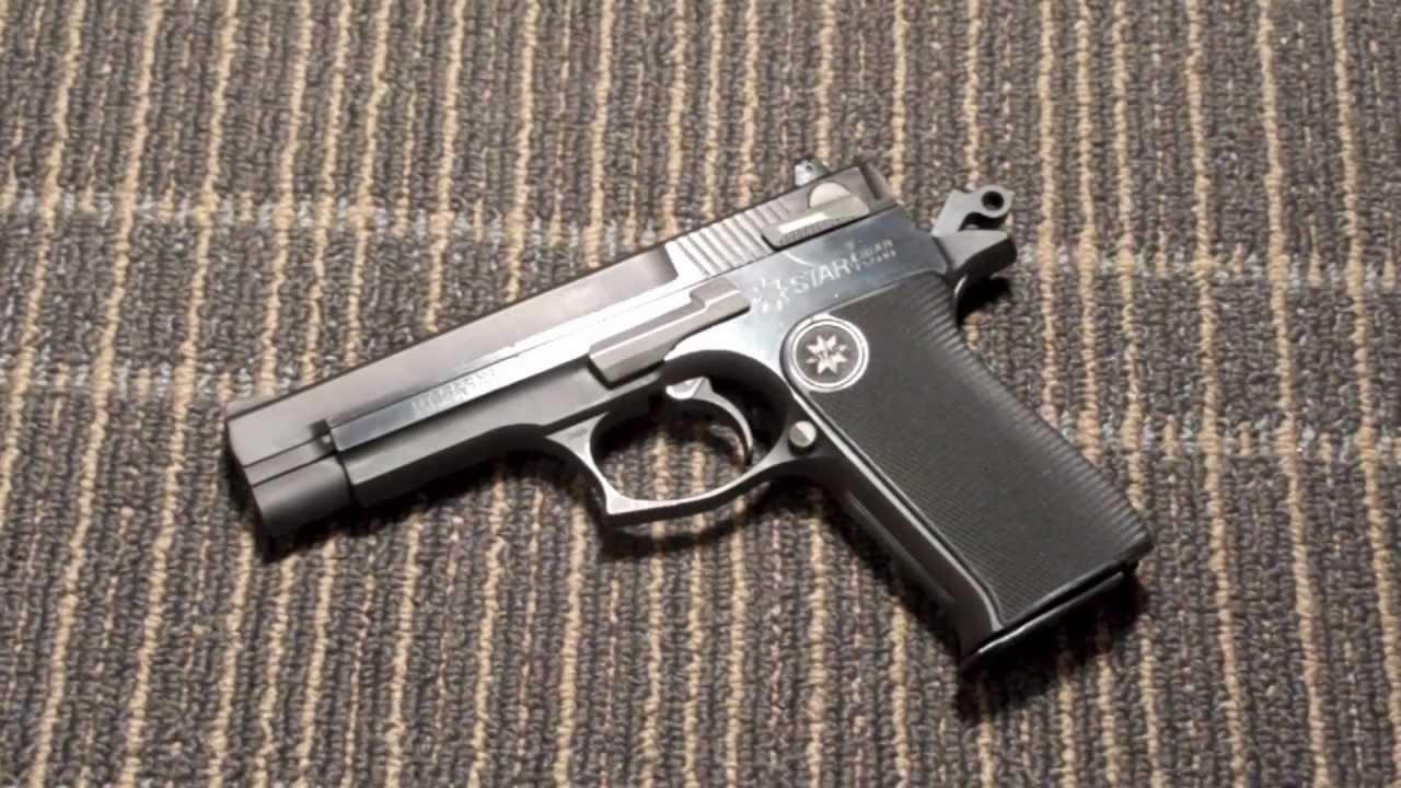 Star 30m 9mm Pistol - A Spanish Made Beauty