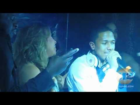 Mariah Carey & Nick Cannon 2010 IN CAESERS PALACE AFTER MADISON SQUARE CONCERT