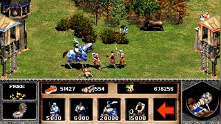 Evil Empires War - Age of Empires II for iOS (iPad) (Campaign 1) | Age of Empires II