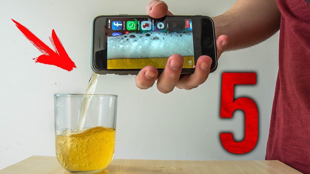 Как сделать фокусы с телефонами