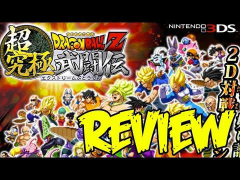 Dragon Ball Z Super Extreme Butoden Review: Character Roster. Gameplay & Features