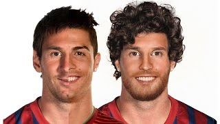 Merging Messi and Cristiano Ronaldo -  Extreme Makeover Photoshop