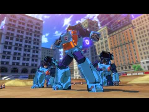 PlayStation E3 2015 - Transformers: Devastation Cobertura en Vivo | PS4