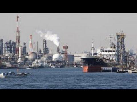 Sen. Murkowski on push to lift U.S. oil export ban