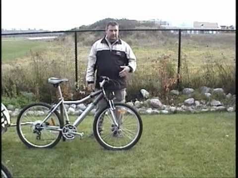 The Mountain Bike as a Bug Out Vehicle (BOV)