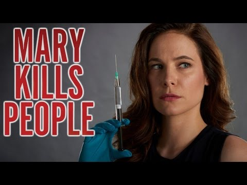 Mary Kills People In Cannes - Electric Playground Interview