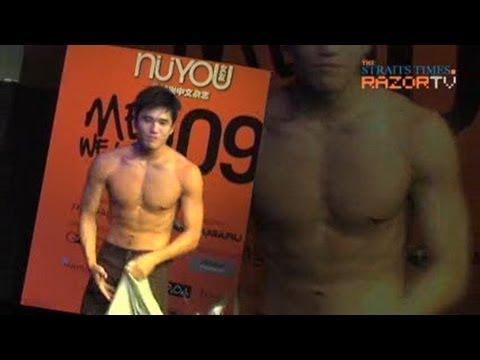 Hunky model who bakes (Nuyou Men We Love Pt 2)