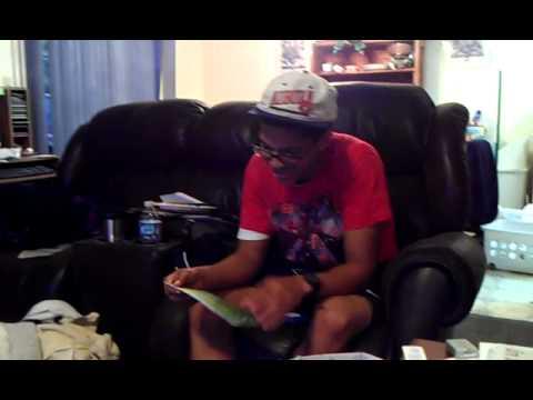 Wesley Reaction 123 video