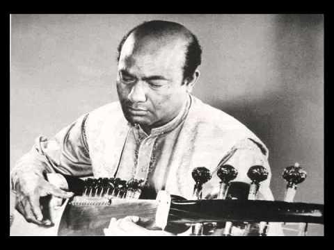Raag Desh and Raag Megh - Ustad Ali Akbar Khan (Sarod)