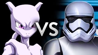 Mewtwo (Pokémon) VS Stormtroopers - Epic Battle - Left 4 dead 2 Gameplay (Left 4 dead 2 Custom mods)