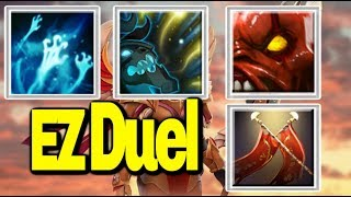 Ez Duel || Ability Draft || Dota 2