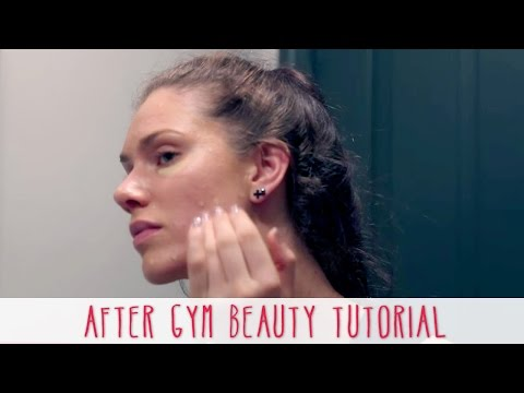 Post Workout Beauty Routine!! How To Go From