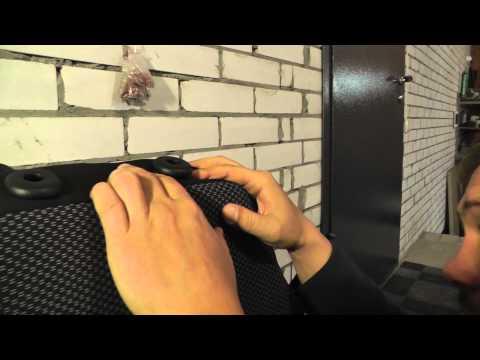 Видео как снять подголовники ВАЗ