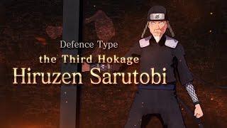NARUTO TO BORUTO: SHINOBI STRIKER - Hiruzen Sarutobi DLC Trailer | PS4, X1, PC