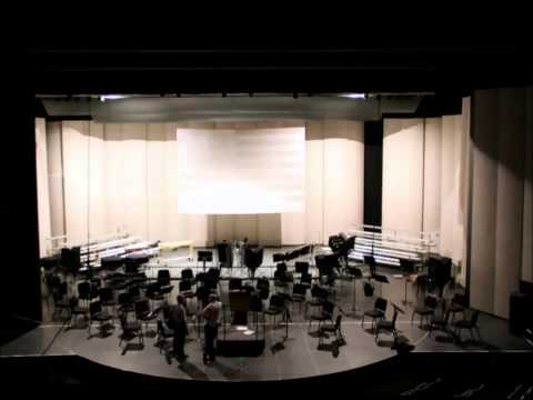 Reno Philharmonic - Classix Five Stage Build-Out (Time-Lapse)