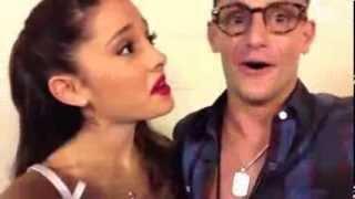 Ariana Grande and Frankie Grande Cute Moments♥