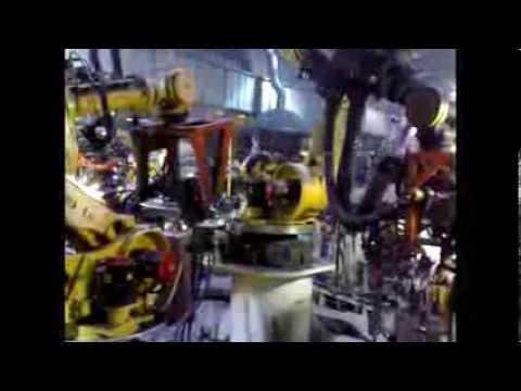 Industrial Robotic Systems – ElectroDimeron.com