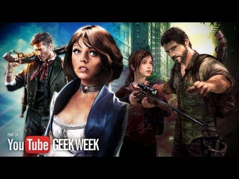 Game of the Year Watch: Last of Us Vs. Bioshock Infinite