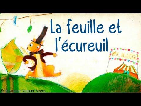 Henri Des - La Feuille Et L Ecureuil