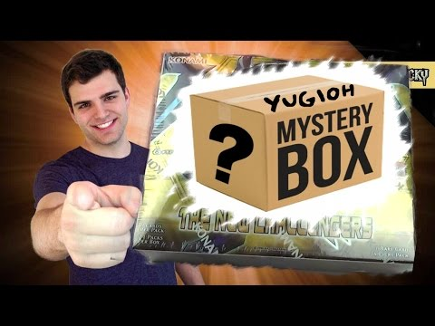 Best Yugioh The New Challenger Mystery Booster Box Opening! OH BABY!!