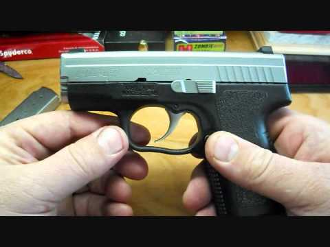First Impressions of the Kahr PM45 by thecajunblaze