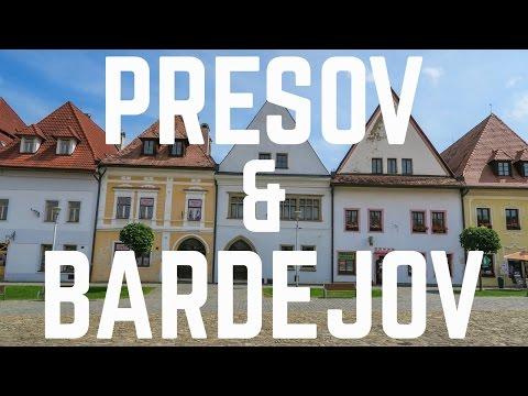 Presov and Bardejov | Slovakia 2016