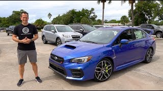 Is NOW the time to BUY a 2020 Subaru WRX STI or WAIT for the 2021?