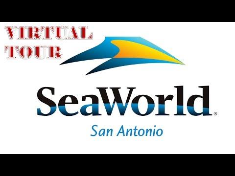 Virtual tour - SeaWorld - San Antonio