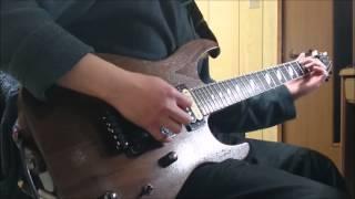 SIAM SHADE - PRIDE [Guitar cover]