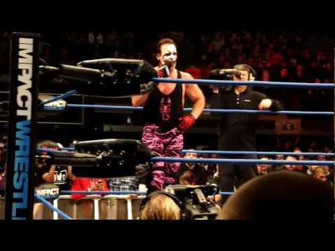 The end of Impact Wrestling's