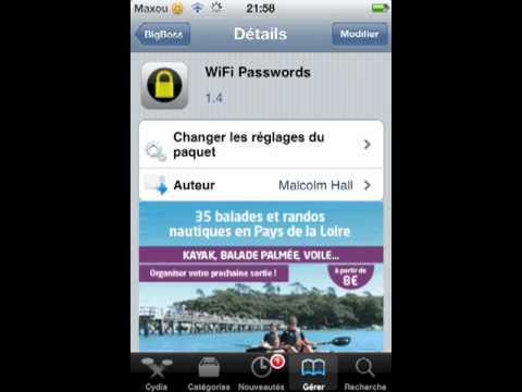 comment trouver le code wifi de son voisin