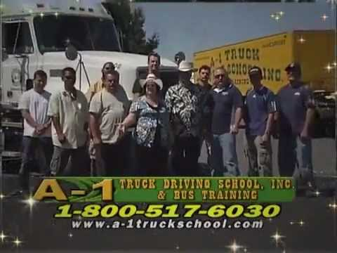 0 Truck Driving School   Class A and B CDL Training (510) 293 9970