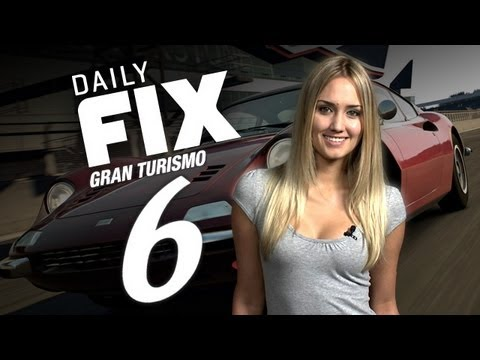 GT6 & Scribblenauts Unmasked Announced, Biden Endorses Violent Games Tax! - IGN Daily Fix 05.15.13