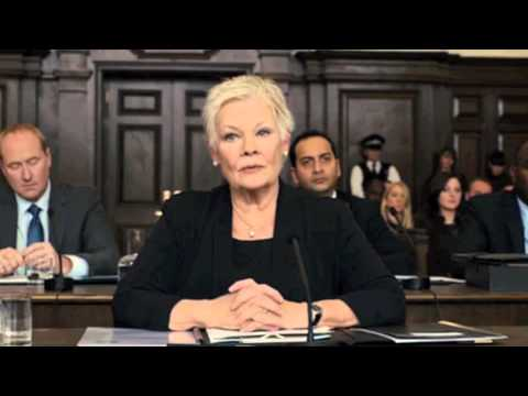 Skyfall M Poem Scene video