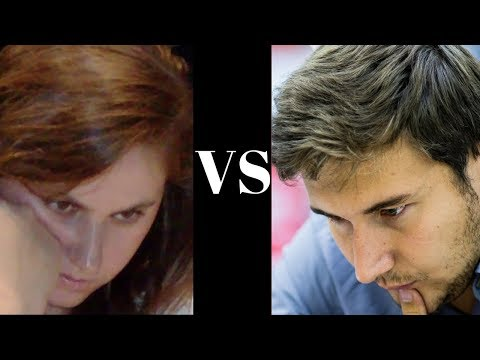 Berlin Defence : GM Judit Polgar vs GM Sergey Karjakin - Spanish Game (Berlin Defense)