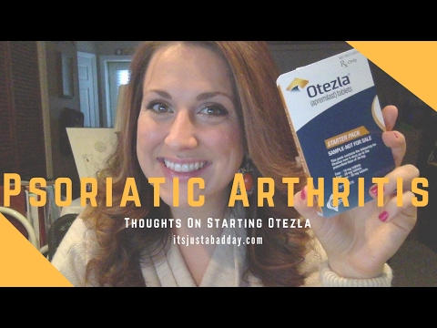 My Thoughts On Starting An Otezla Starter Pack For My Psoriatic Arthritis