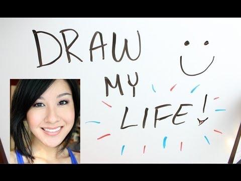 xteeener - DRAW MY LIFE