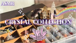 Asmr Crystal Collection 2018 Lo Fi Whispering Tapping